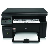 惠普(HP) LaserJet Pro M1136 黑白多功能激光一体机 (打印 复印 扫描)