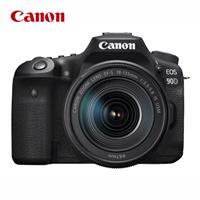 佳能(Canon)EOS 90D 单反相机 单反套机(EF-S 18-135mm f/3.5-5.6 IS USM 单反镜头)
